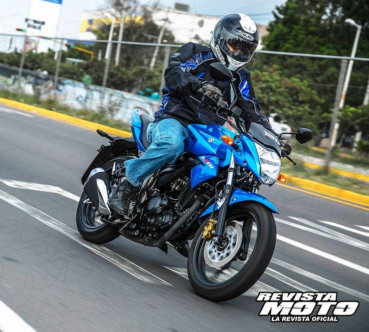 Suzuki Gixxer: deportiva con la mejor tecnología, 150cc | Revista Moto 2015