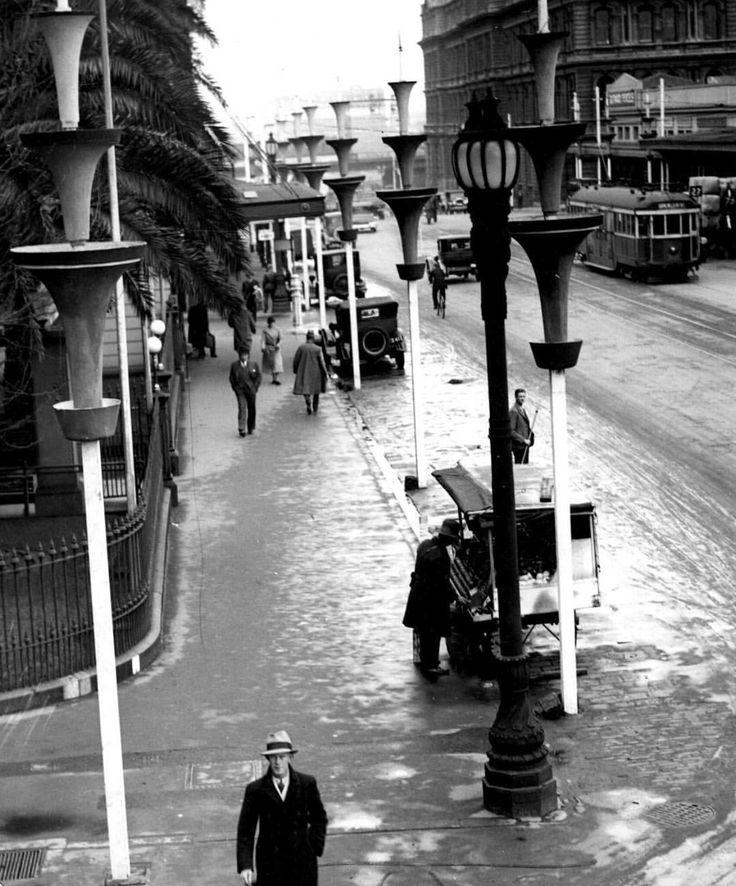 Spencer St, 1934