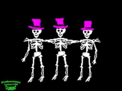 ▶ Canción Infantil.El twist del esqueleto. - YouTube