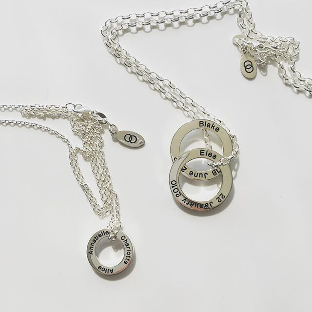 Gorgeous pieces heading out the door! #loveloops #necklace #jewellery #silver #loveit #nzmade #christmasgift #formum