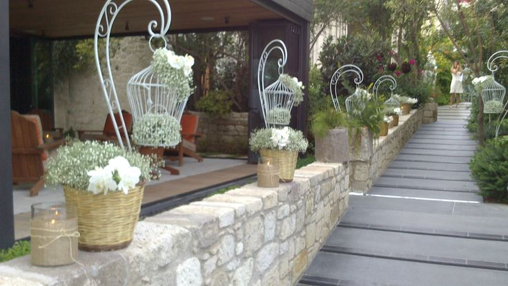 WEDDİNG DECORATİONS