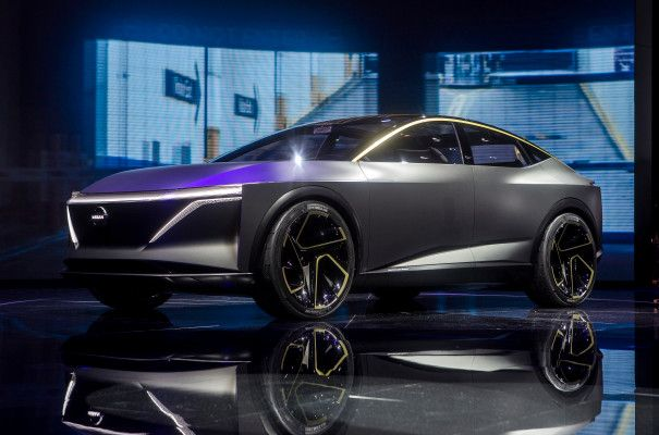 Nissan S Ims Elevated Sports Sedan Concept Shows What Its