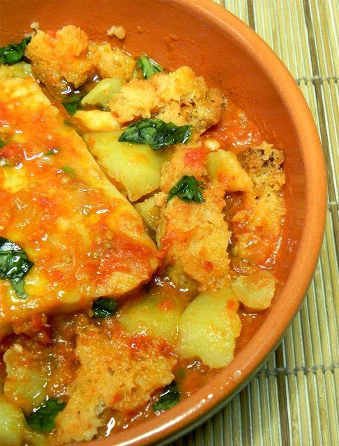 Italian Food - Zuppa di baccalà