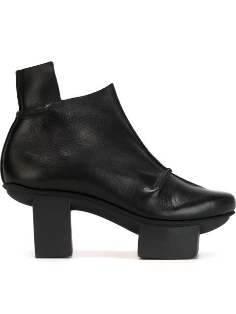Shop Trippen 'Contan' platform boots in O' from the world's best independent boutiques at farfetch.com. Shop 300 boutiques at one address.