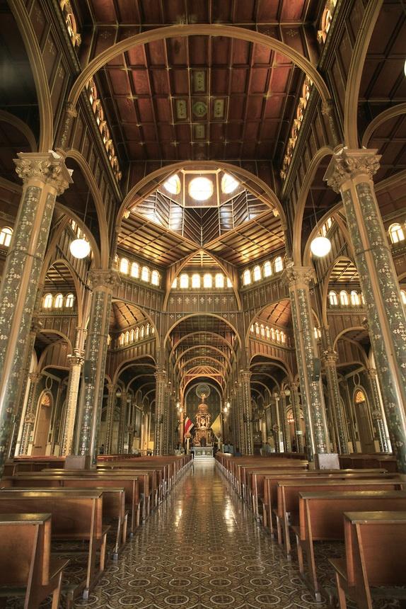 Basílica de Cartago. Costa Rica