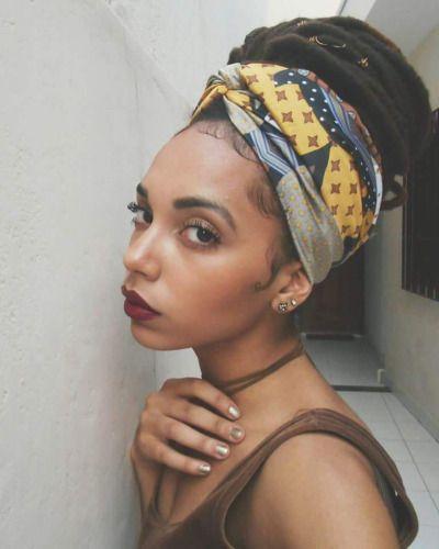 Black is power Nataly Neri