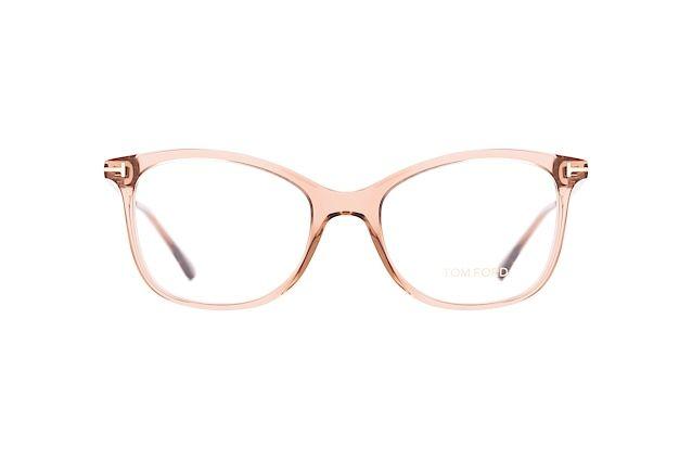 Tom Ford Ft 5510 V 045 Perspektivenansicht Brillen Damen Brille Tom Ford