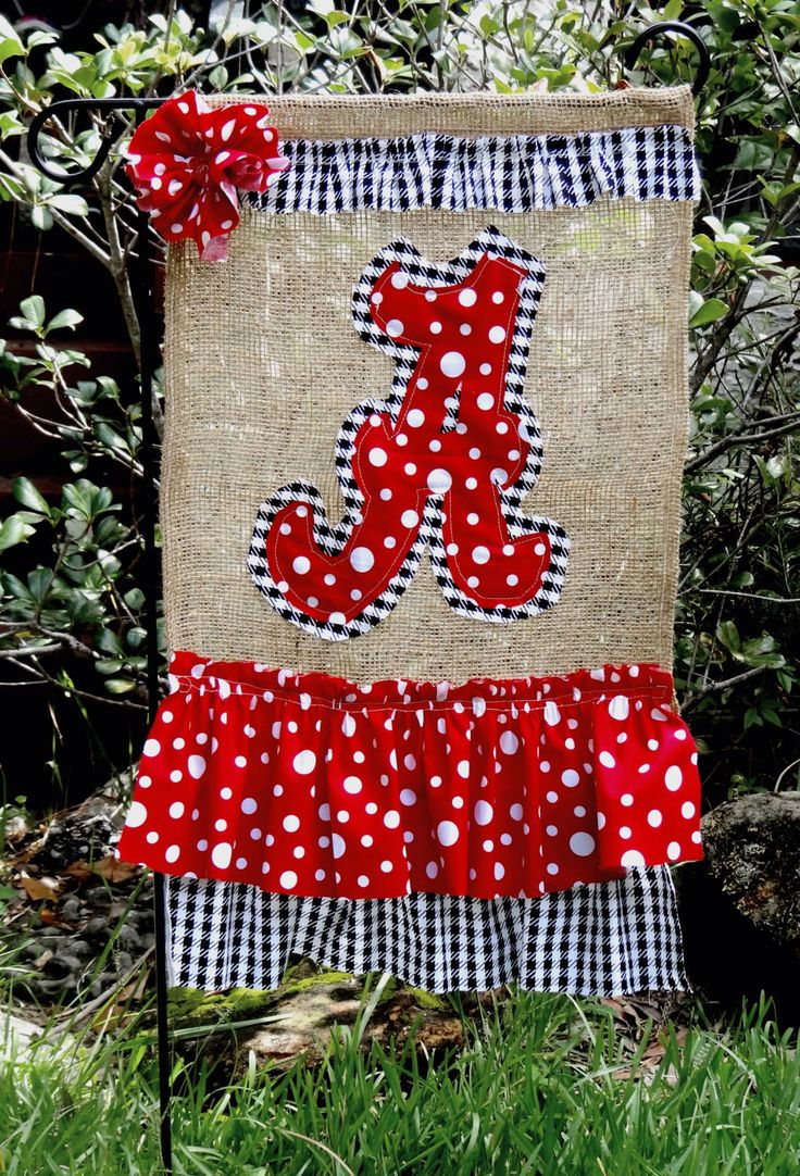 The 35 best images about Garden Flags on Pinterest Crafts