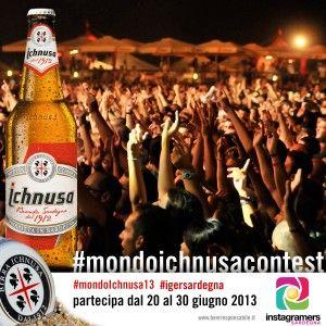 #mondoichnusacontest, il contest di Birra Ichnusa e Igers Sardegna che celebra la musica, l'estate e la Sardegna