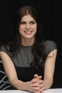 Alexandra Daddario.   Actress.      #Bereavement   #Hall Pass   #Percy Jackson & the Olympians: The Lightning Thief   #Texas Chainsaw 3D       -------      http://www.imdb.com/name/nm1275259