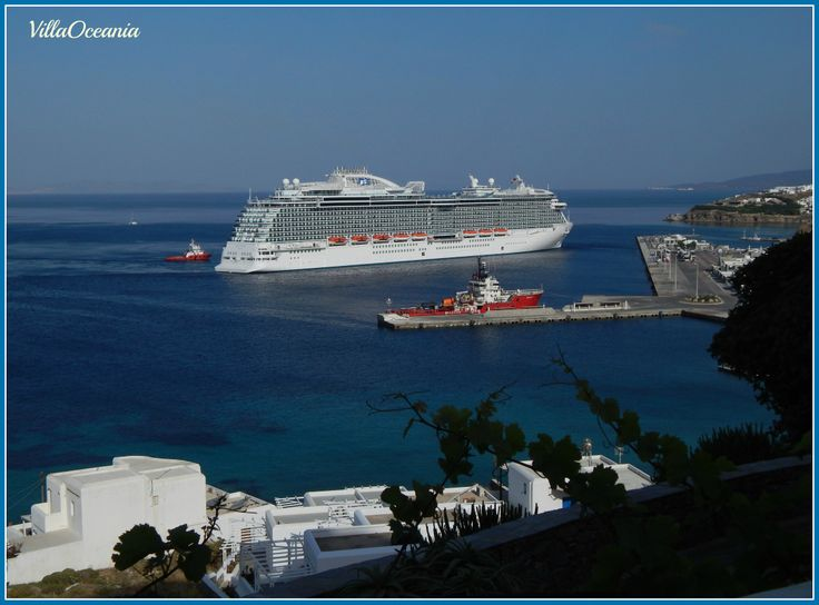 #goodmorning to all our fb friends from #Mykonos ( happening right now..)