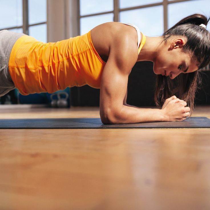 Tighten your core in 21 days with this plank challenge: Take our three-week challenge for a tighter core and flatter abs | Health.com