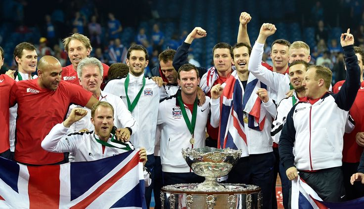 29 Nov 2015 Davis Cup Final  BLOG: Day 3 as it happened:    Relive a historic day of action on the last day of the 2015 Davis Cup by BNP Paribas Final, as Great Britain seals a historic triumph over Belgium at the Flanders Expo in Ghent.  Read more at http://www.daviscup.com/en/news/220288.aspx#L5SqdstufwDBv6dA.99