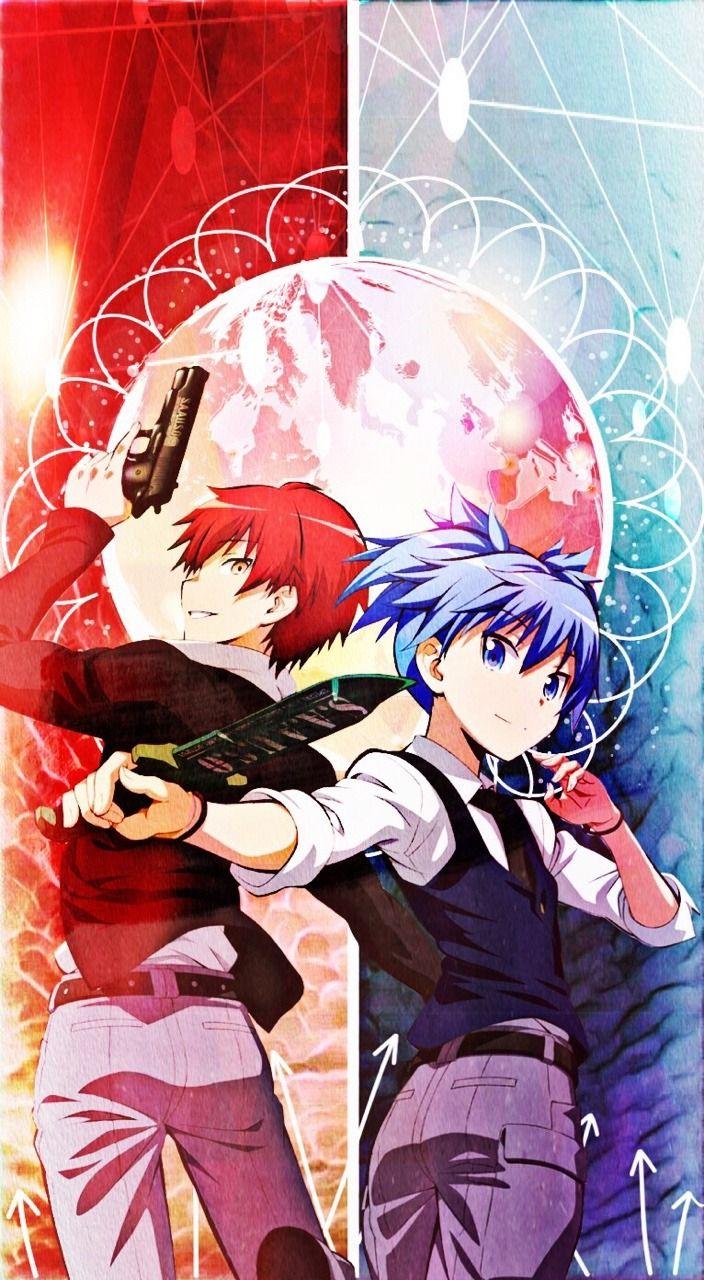 76 Assassination Classroom Wallpaper Hd Assassination Classroom Anime Shows Anime