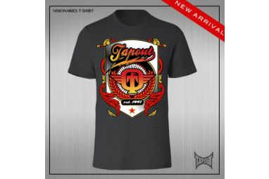 TapouT Visionaries T-Shirt + Free Sample Price: WAS £29.99 NOW £21.00