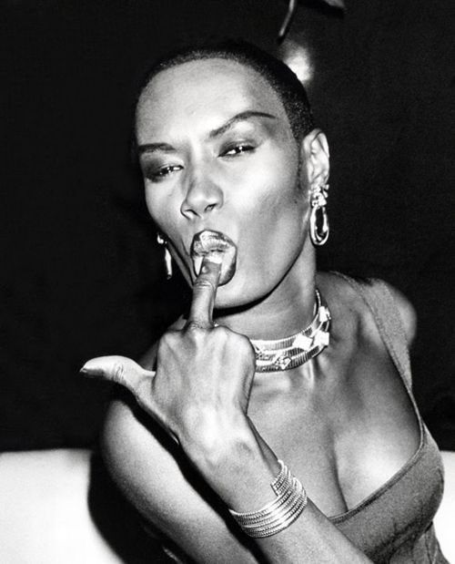 Why Grace Jones rejected Lady Gaga's plea to work with her: http://www.dazeddigital.com/music/article/26592/1/why-grace-jones-rejected-lady-gaga-s-plea-to-work-with-her