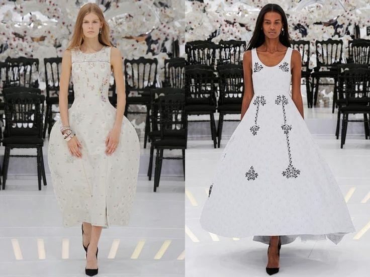 Dior Haute Couture Fashion week 2014