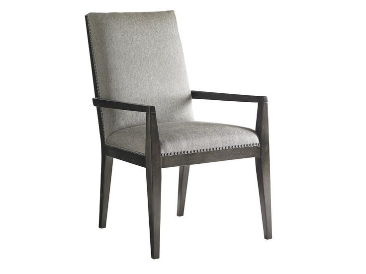 Charming Carrera Vantage Upholstered Arm Chair | Lexington Home Brands