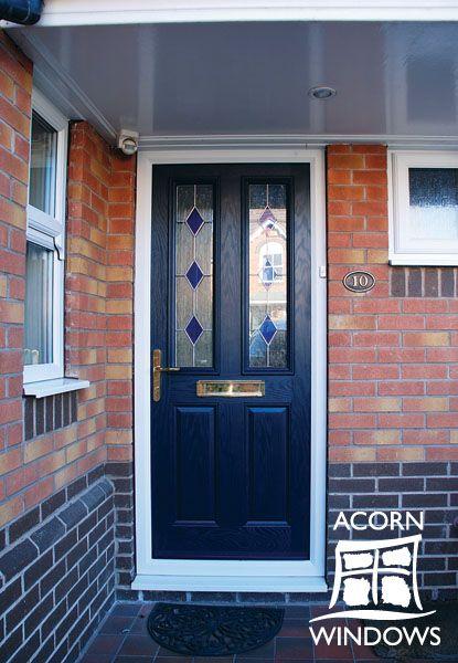 blue composite door - Google Search