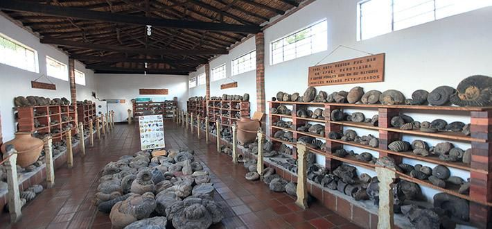 Museo Guane Santander Colombia - Foto Colombia Travel
