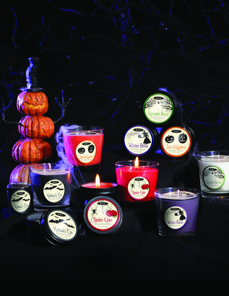 Pin by Root Candles Europe on Halloween Fragrance Jack o