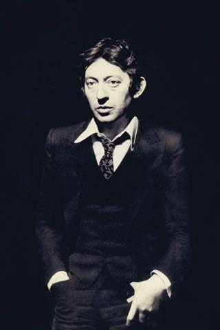 Je Suis Serge Gainsbourg | Les 50 hommes les plus stylés des 50 dernières années