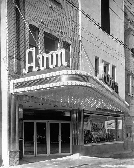 Cinema Avon, Montreal, PQ.