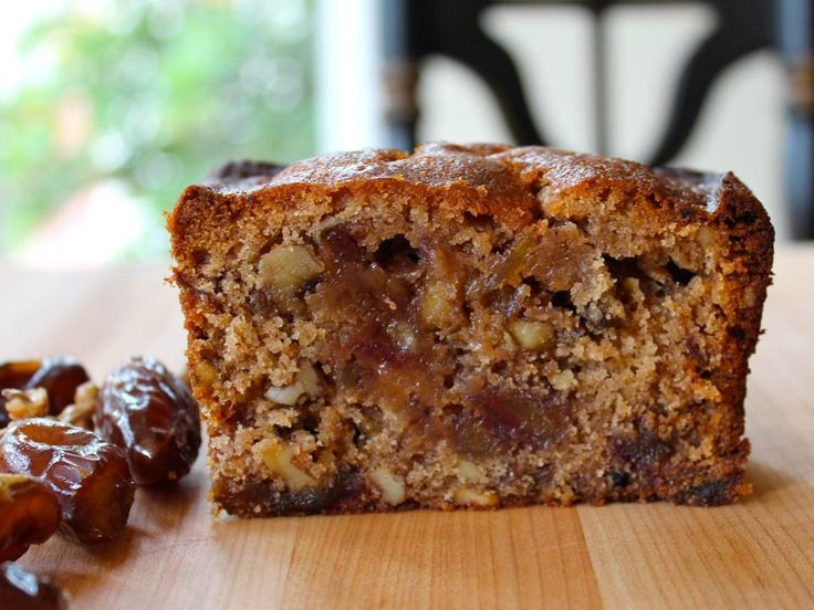 Delicious recipe for Date Honey Nut Cake, a moist dairy-free cake bursting with flavor. Kosher, Pareve, Dairy Free, Rosh Hashanah, Sukkot.