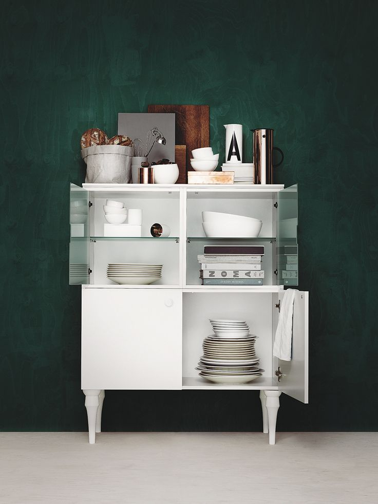 Store your loveliest glasses and china in a beautiful Lundia Fuuga cabinet.