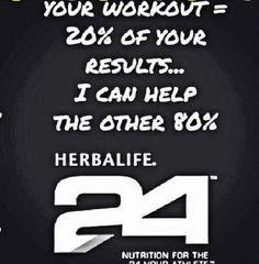 Herbalife Nutrition.  Your Workout = 20% Exercise   I Can Help With The Other 80%  With Awesome Nutrition Advice.  It Starts Here ⬇️⬇️⬇️ http://wu.to/bNLEy7  Get Your FREE Account On Link.