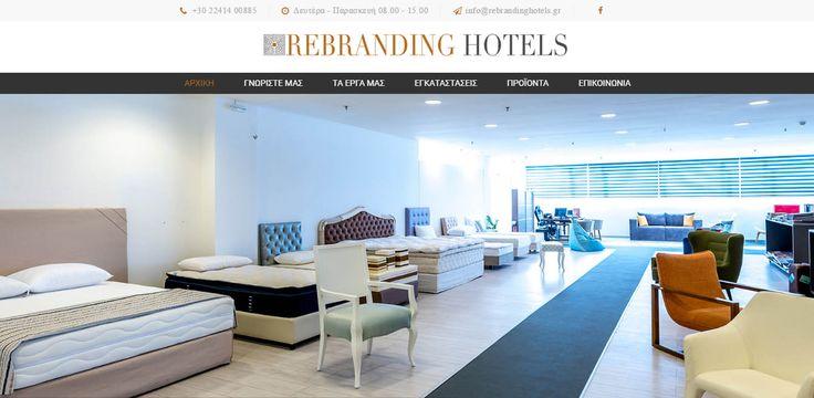 Rebrandning Hotels