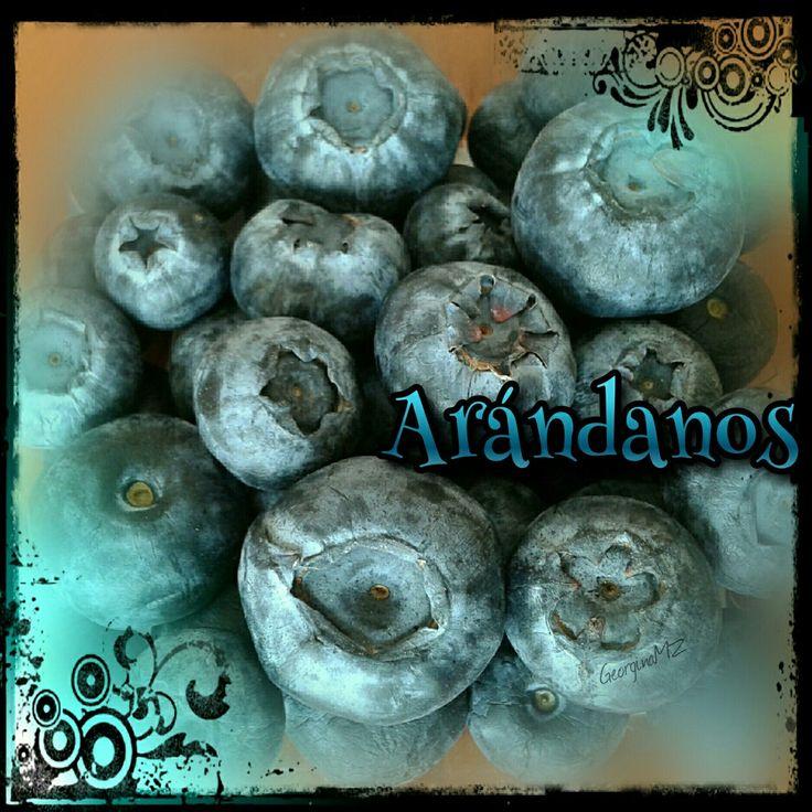 #arándanos #blueberry #blueberries 🌞 http://georginamz.com/106/13134/Arandanos_BlueBerry_BlueBerries.html