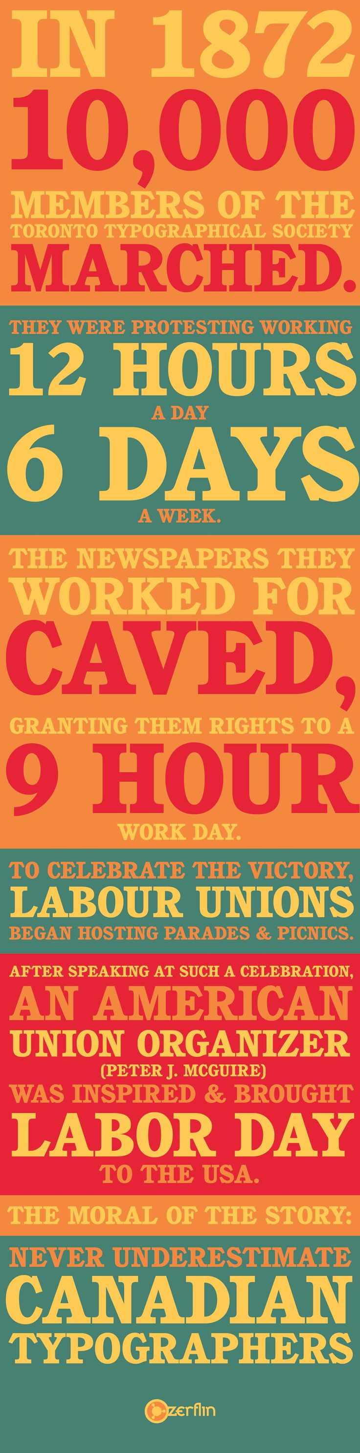 The Origins of Labor Day