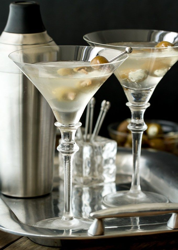 Classic Martinis. Yes, it's time to make Martinis...Martini Sunday