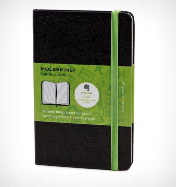 Moleskine Pocket Evernote Ruled Hardcover Notebook Black - Rushfaster.com.au Australia