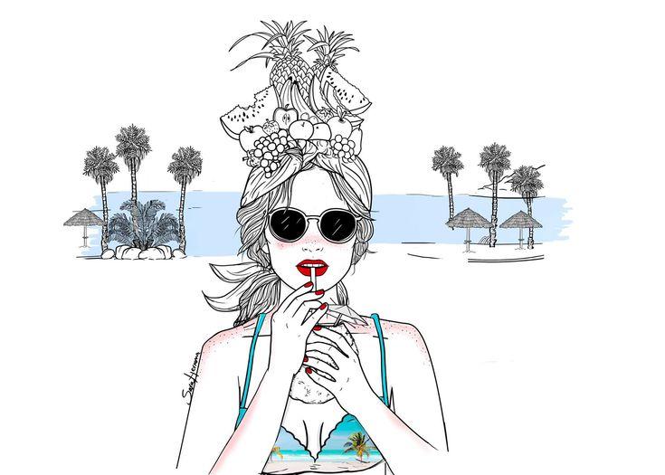 Holidays. - Sara Herranz
