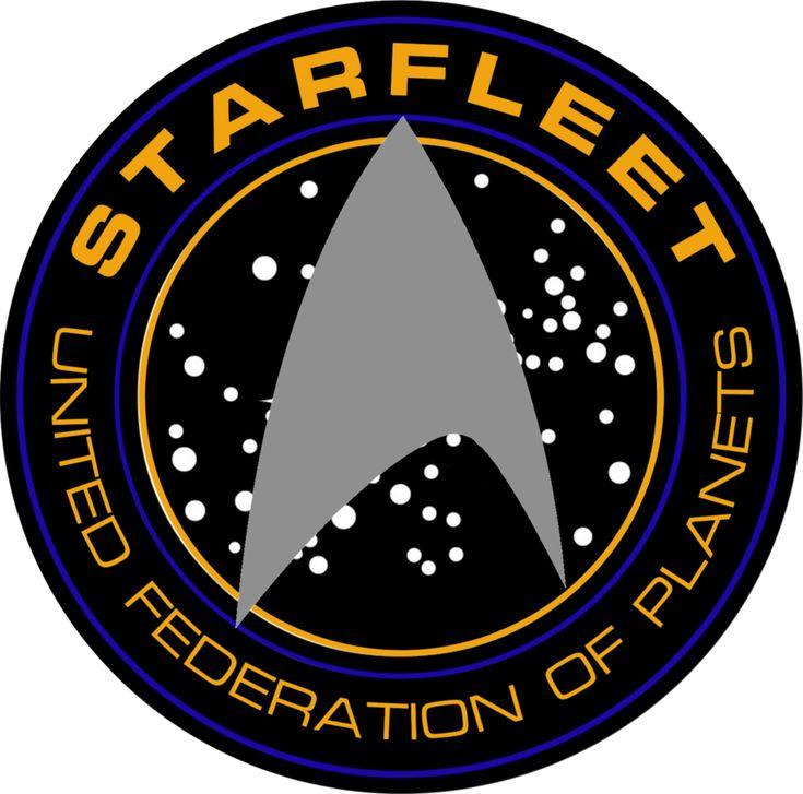 Star Trek Emblems | Star Trek Into Darkness Starfleet Insignia by viperaviator