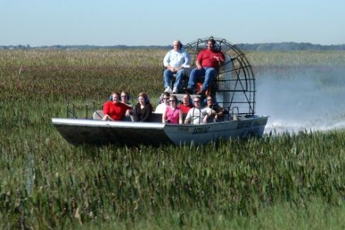 Boggy Creek Airboat Rides – Night Expedition 1 Hour tour in http://trademydeals.ca/
