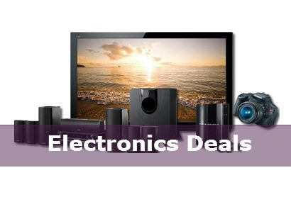 The best electronics deals and coupons on DealsPlus! TVs, laptops, cameras and more: http://www.dealsplus.com/All-Electronics_deals