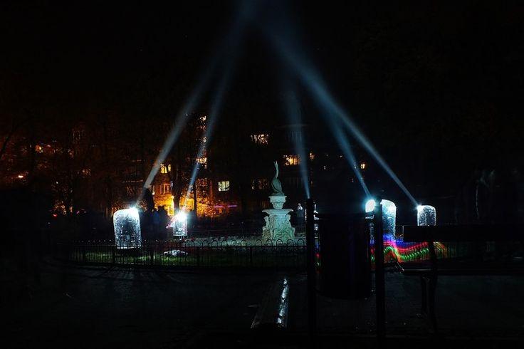 Light Move Festival w Łodzi | Przygoda Yvette