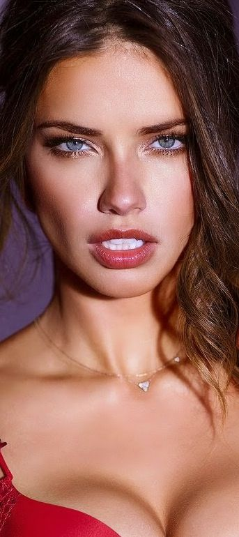 Adriana Lima ... some women make the effort guys - we appreciate all you do to look your best too :)