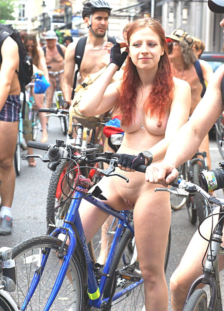 110 Best World Naked Bicycle Ride Images On Pinterest -7837