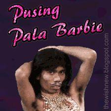 DP BBM Animasi Terbaru Versi Photoshop : Dp BBM Pusing Pala Barbie