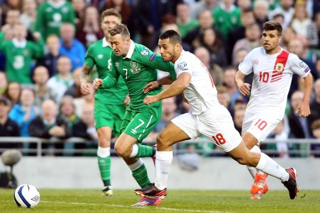 Gibraltar vs Republic of Ireland Highlights and Full Match Euro France 2016 Qualification