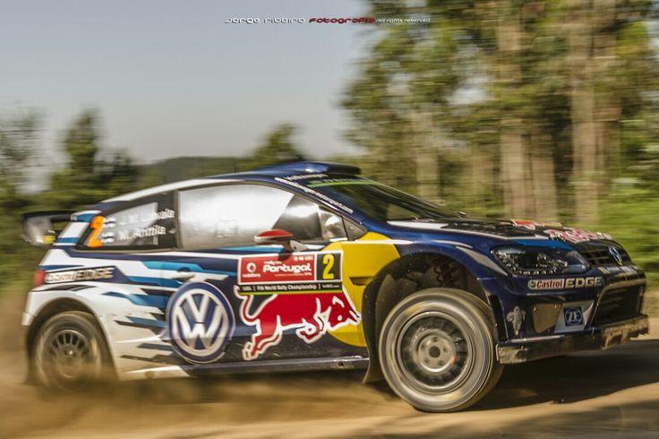WRC Vodafone Rally Portugal 2016