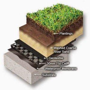bisnis.cf - Direktori Bisnis & Portal Info Indonesia: Disain Atap Rumah dengan Tanaman Fungsiologis & Ekologis
