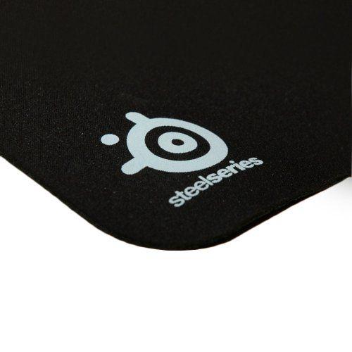 SteelSeries 63003 SteelSeries QcK+ Gaming Mouse Pad (Black)