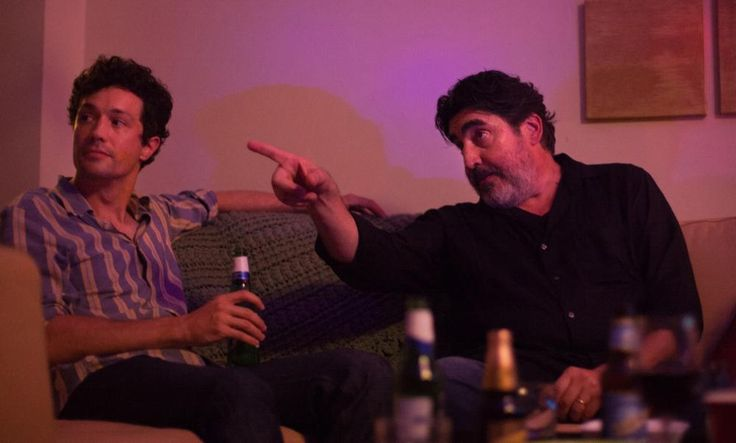LOVE IS STRANGE, from left: Christian Coulson, Alfred Molina, 2014