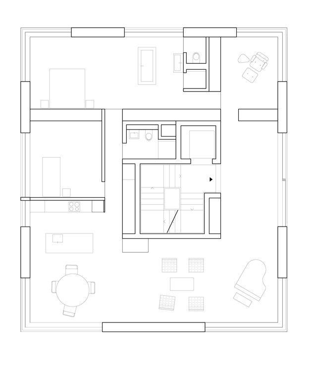 1000 ideen zu grundriss mehrfamilienhaus auf pinterest db plan sims 4 k chen gestalten und. Black Bedroom Furniture Sets. Home Design Ideas