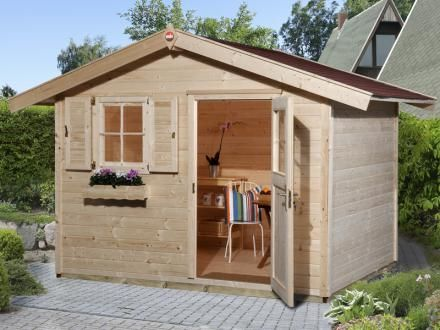 weka Gartenhaus 123 Gr. 2